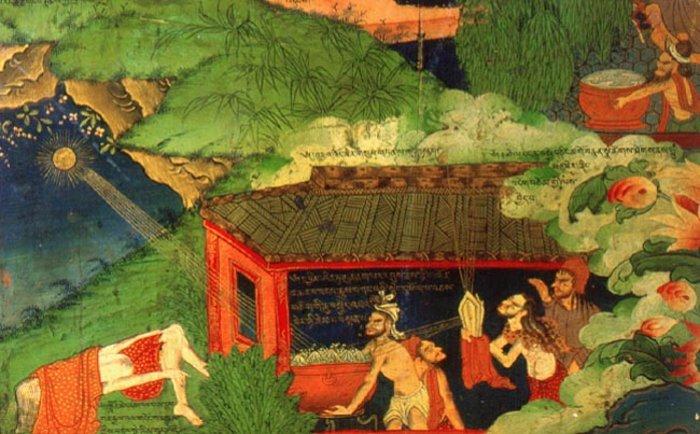 Ερωτισμός και πνευματικότητα σε ένα μυστικό ναό - εικόνα 4