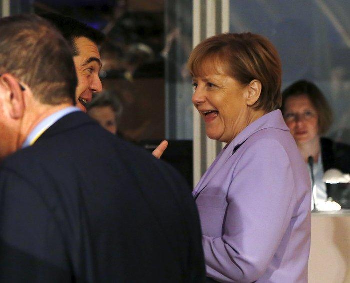 Γιατί Τσίπρας-Μέρκελ έσκασαν στα γέλια στη Μάλτα