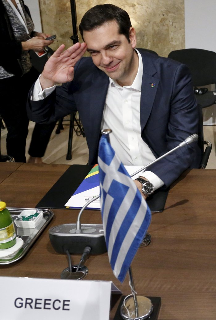 Γιατί Τσίπρας-Μέρκελ έσκασαν στα γέλια στη Μάλτα - εικόνα 6