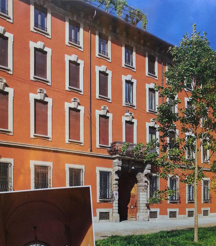 Το ιταλικό παλάτι όπου μεγάλωσε η νέα πριγκίπισσα του Μονακό - εικόνα 2