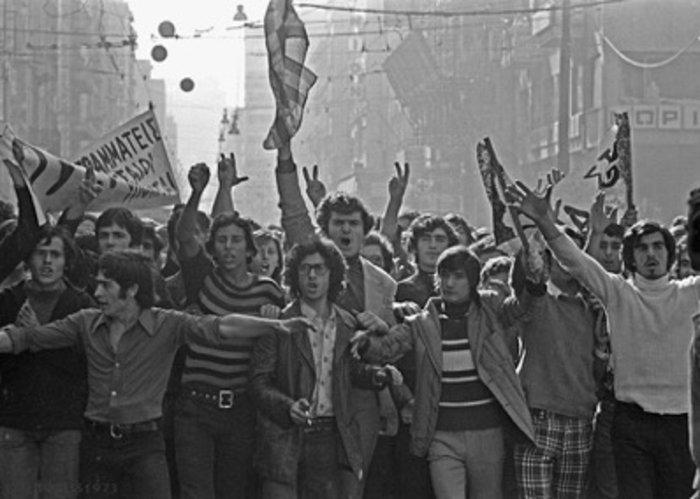 «Τη μέρα που κάλυψα το Πολυτεχνείο»:Ντοκουμέντα από το αρχείο Κοντογεώργου - εικόνα 3