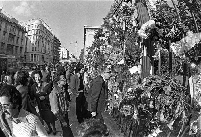 «Τη μέρα που κάλυψα το Πολυτεχνείο»:Ντοκουμέντα από το αρχείο Κοντογεώργου - εικόνα 7