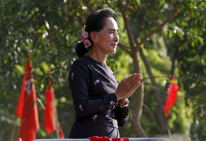 Μιανμάρ: Ιστορική νίκη της Αούνγκ Σαν Σου Κι - εικόνα 2