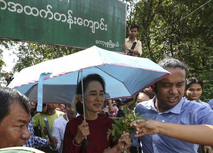 Μιανμάρ: Ιστορική νίκη της Αούνγκ Σαν Σου Κι - εικόνα 3