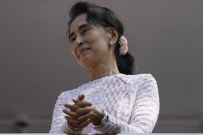 Μιανμάρ: Ιστορική νίκη της Αούνγκ Σαν Σου Κι - εικόνα 5