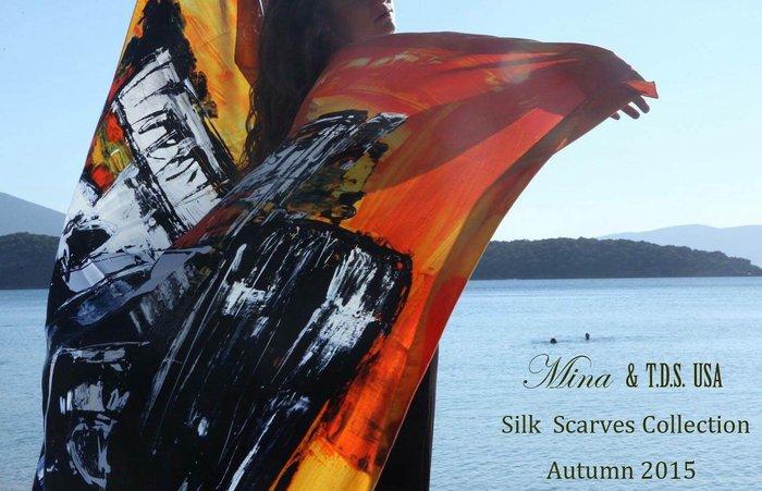 Μίνα Παπαθεοδώρου Βαλυράκη: Η τέχνη της ...ταχύτητας στο φουλάρι - εικόνα 5