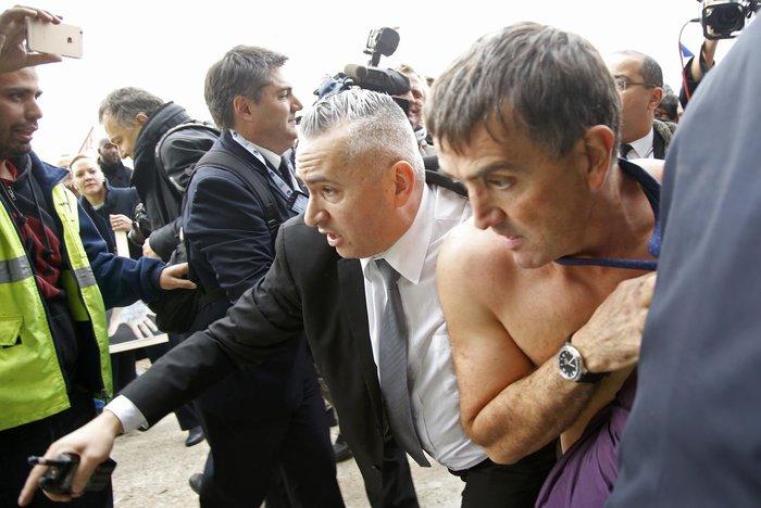 Απολύσεις χωρίς αποζημιώσεις για τον ξυλοδαρμό στελεχών στην Air France