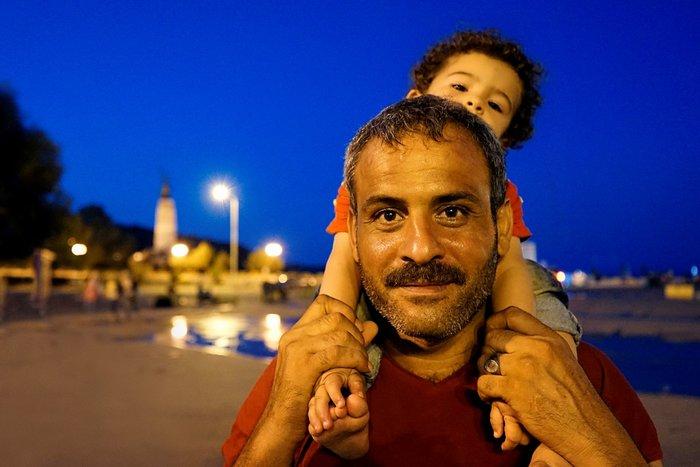 Μυτιλήνη, Κως, Αθήνα, Ειδομένη: Το άλμπουμ της προσφυγιάς στο Ι. Κακογιάννη