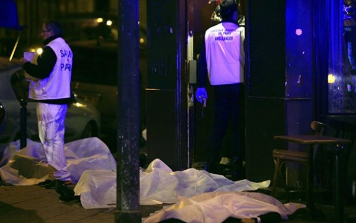 Γαλλία και κόσμος σε σοκ: Αυτή τη φορά είναι πόλεμος - εικόνα 11