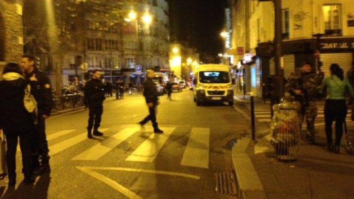 Γαλλία και κόσμος σε σοκ: Αυτή τη φορά είναι πόλεμος - εικόνα 12