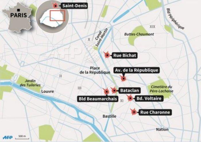 Γαλλία και κόσμος σε σοκ: Αυτή τη φορά είναι πόλεμος - εικόνα 5