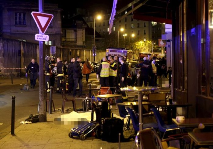 Γαλλία και κόσμος σε σοκ: Αυτή τη φορά είναι πόλεμος - εικόνα 4