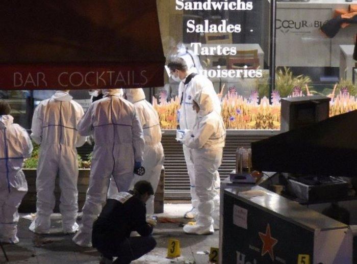 Καρέ καρέ η νύχτα του τρόμου στο Παρίσι -Φωτογραφίες και Βίντεο - εικόνα 22
