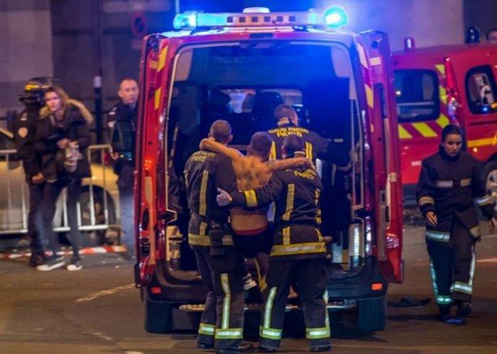 Καρέ καρέ η νύχτα του τρόμου στο Παρίσι -Φωτογραφίες και Βίντεο - εικόνα 10