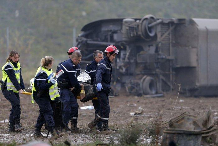 Στρασβούργο: 5 νεκροί από εκτροχιασμό τρένου TGV