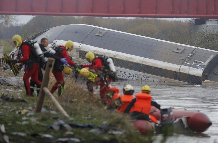 Στρασβούργο: 5 νεκροί από εκτροχιασμό τρένου TGV - εικόνα 2