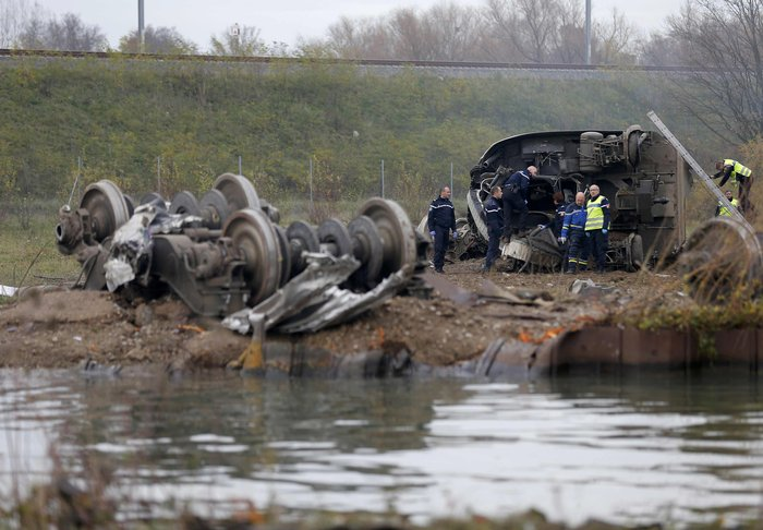 Στρασβούργο: 5 νεκροί από εκτροχιασμό τρένου TGV - εικόνα 4