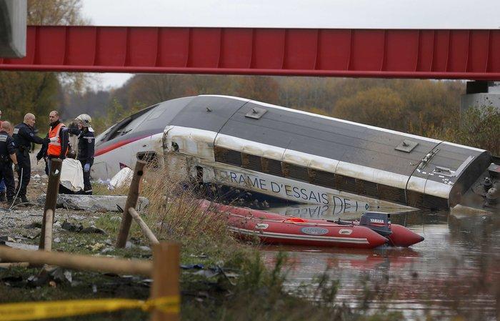 Στρασβούργο: 5 νεκροί από εκτροχιασμό τρένου TGV - εικόνα 6