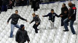 1.200 εθελοντές από την τραγωδία της Germanwings ήταν στο Stade de France