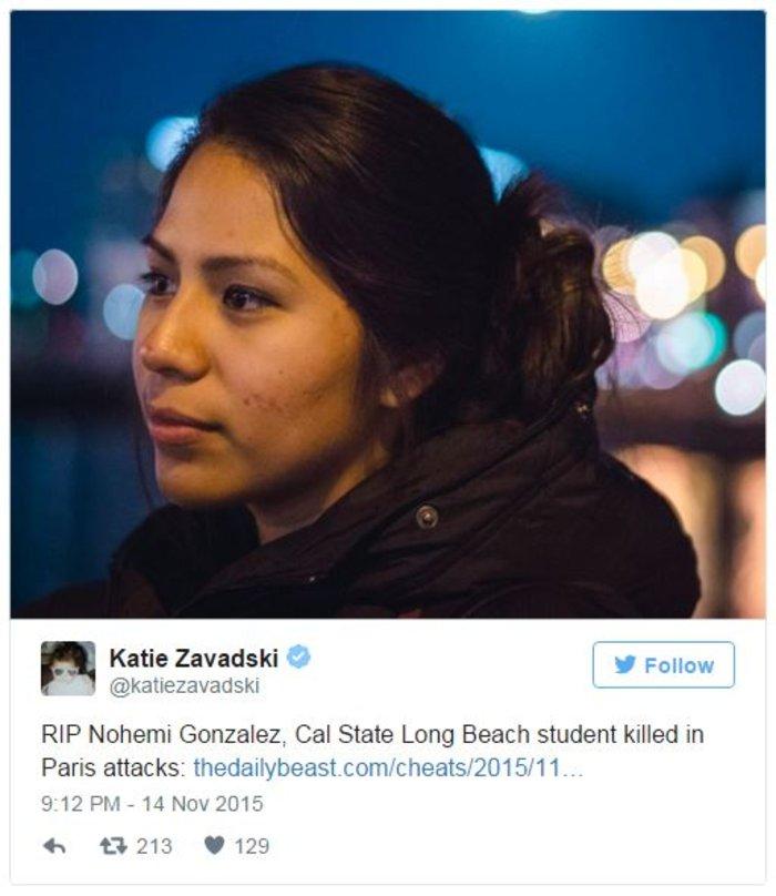 Από 14 χώρες τα θύματα της σφαγής στο Παρίσι - εικόνα 3