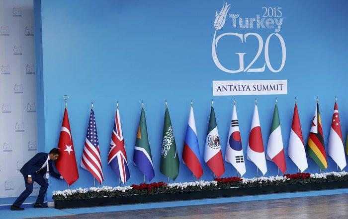 Οι ηγέτες των G20 αποφασίζουν την ενίσχυση των συνοριακών ελέγχων