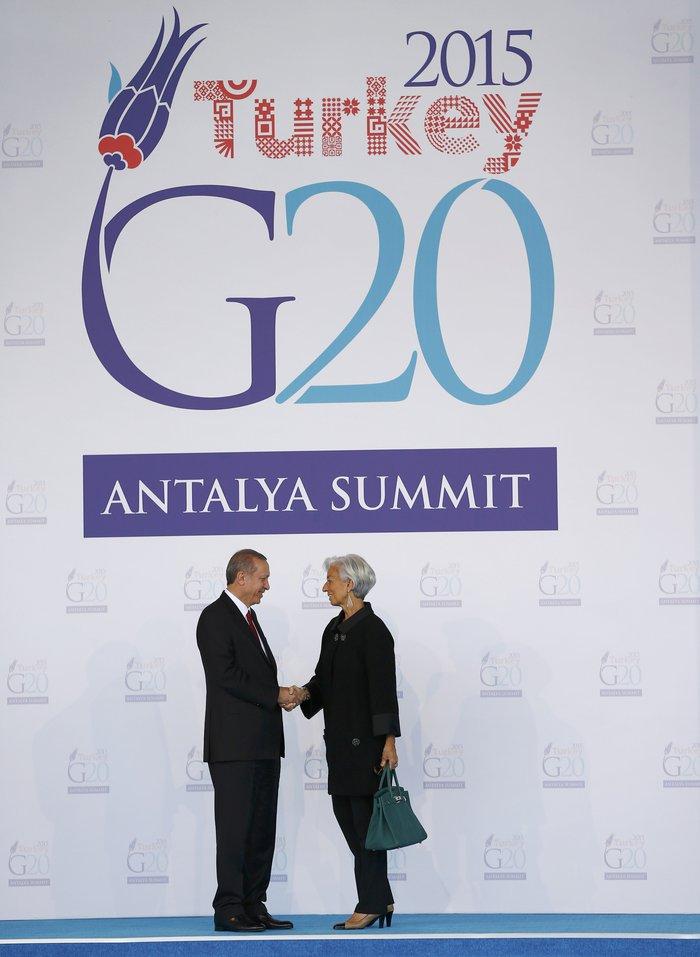 Οι ηγέτες των G20 αποφασίζουν την ενίσχυση των συνοριακών ελέγχων - εικόνα 2