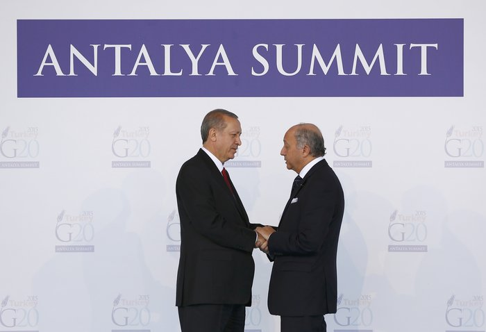Οι ηγέτες των G20 αποφασίζουν την ενίσχυση των συνοριακών ελέγχων - εικόνα 4