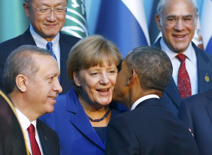 Οι ηγέτες των G20 αποφασίζουν την ενίσχυση των συνοριακών ελέγχων - εικόνα 9