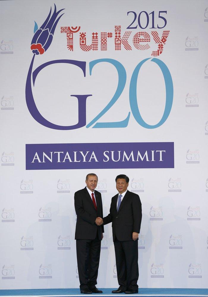Οι ηγέτες των G20 αποφασίζουν την ενίσχυση των συνοριακών ελέγχων - εικόνα 10