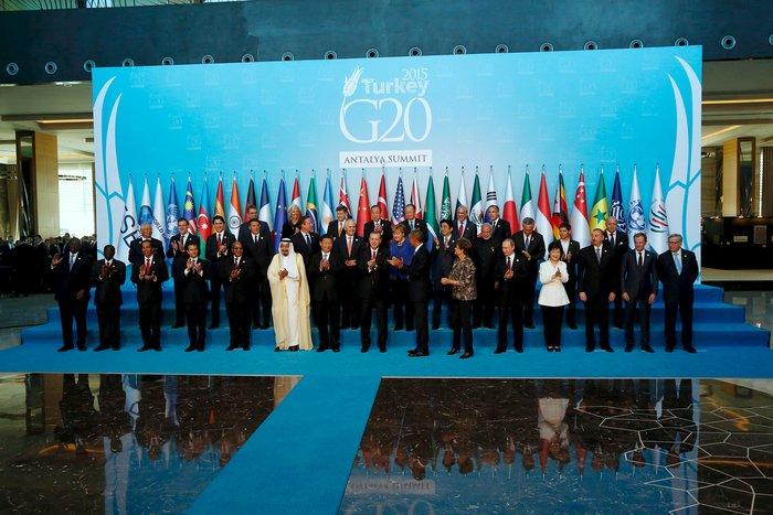 Οι ηγέτες των G20 αποφασίζουν την ενίσχυση των συνοριακών ελέγχων - εικόνα 12