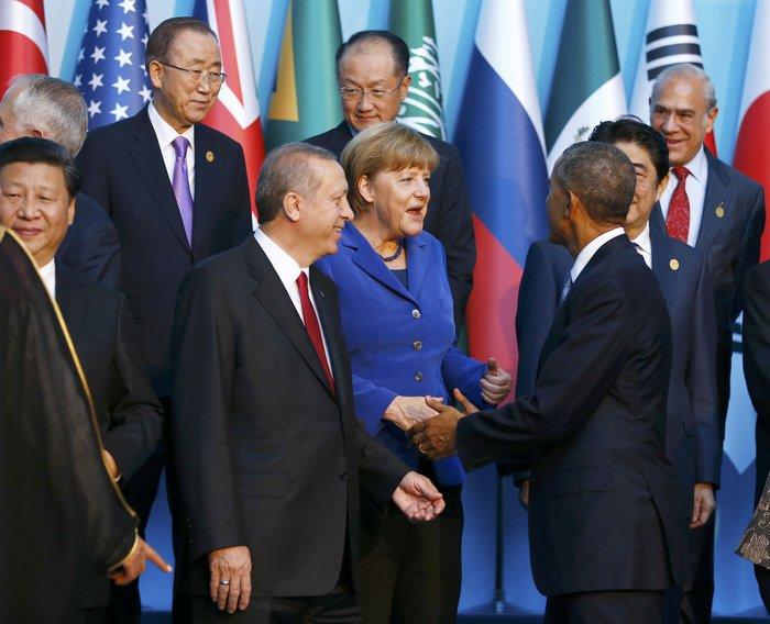 Οι ηγέτες των G20 αποφασίζουν την ενίσχυση των συνοριακών ελέγχων - εικόνα 11