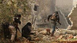 Οι ΗΠΑ έστειλαν πυρομαχικά στους σύρους αντάρτες