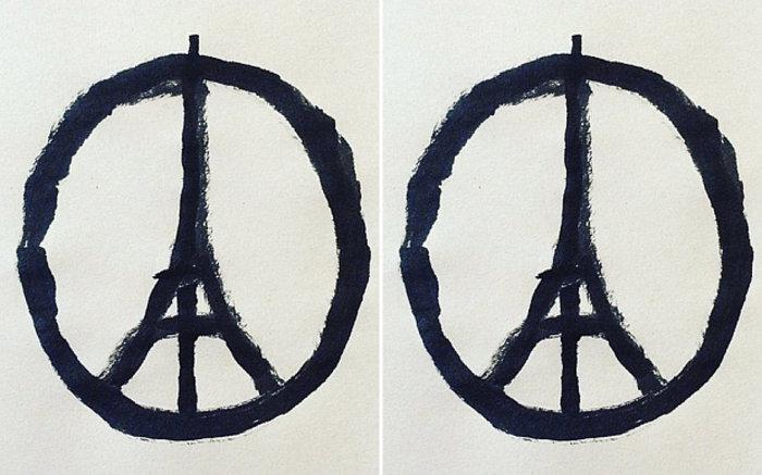 Σκιτσογράφοι από όλον τον κόσμο θρηνούν για το Παρίσι - εικόνα 2