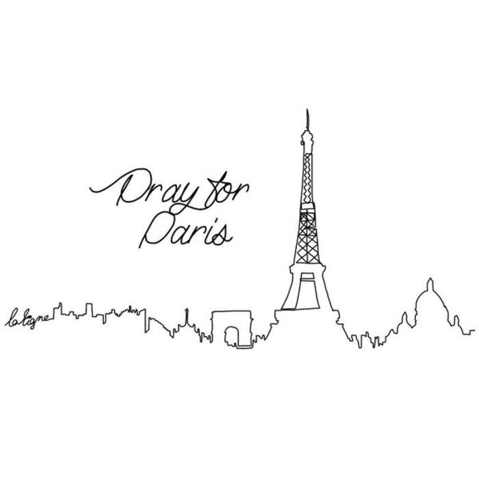 Σκιτσογράφοι από όλον τον κόσμο θρηνούν για το Παρίσι - εικόνα 9