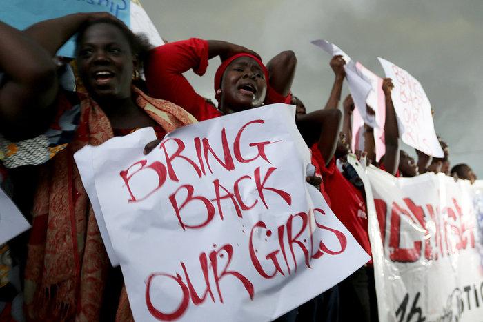 H καμπάνια της UNICEF για τα 276 κορίτσια που απήχθησαν από την Μπόκο Χαράμ