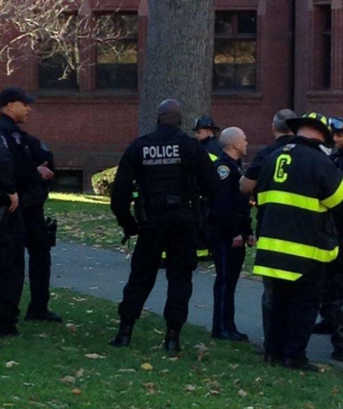 Εκκενώθηκε το Χάρβαρντ μετά από απειλή για βόμβα
