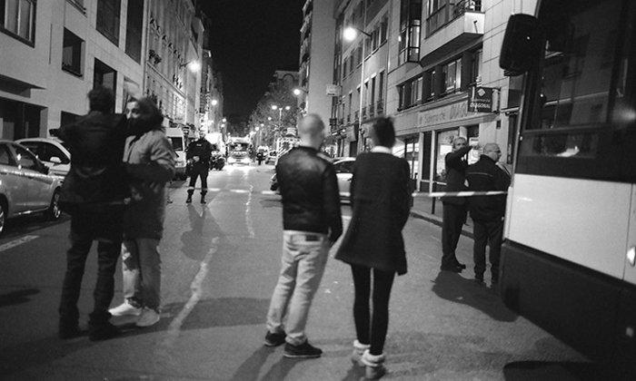 Συγκλονιστικές φωτό από το μακελειό στο Παρίσι - εικόνα 5