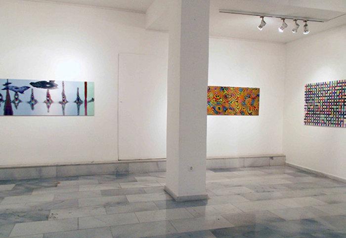 Το «φίνο» στην έκθεση του Θανάση Τότσικα στη γκαλερί Ζήνα Αθανασιάδου - εικόνα 4