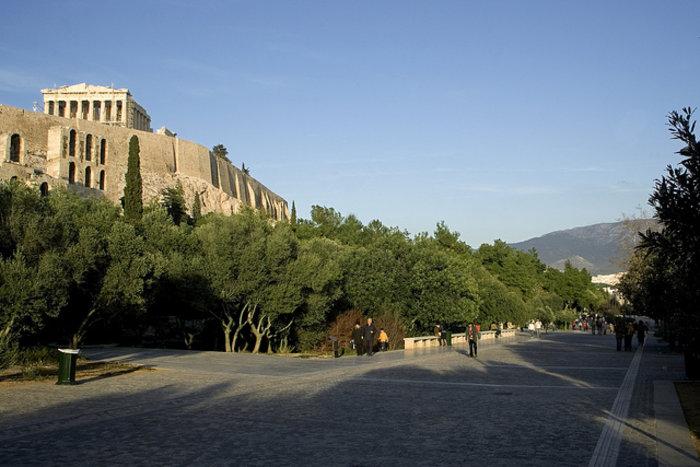 Η διαδρομή του TheTOC Merrython στο ιστορικό κέντρο της Αθήνας - εικόνα 6