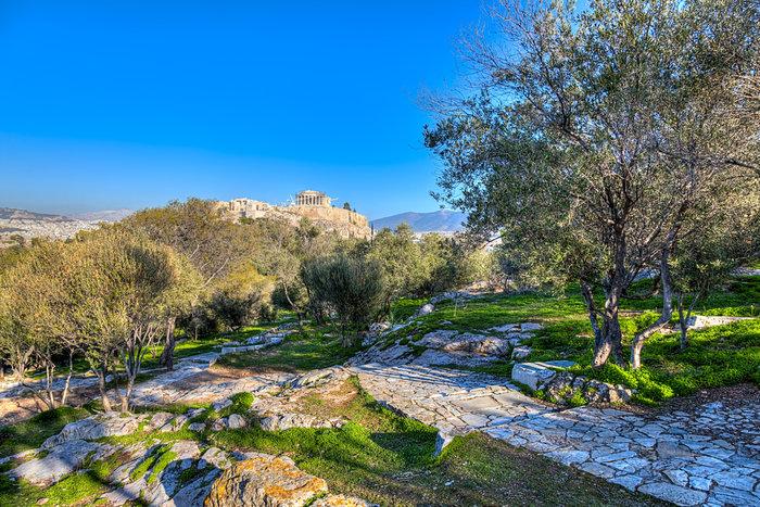 Η διαδρομή του TheTOC Merrython στο ιστορικό κέντρο της Αθήνας