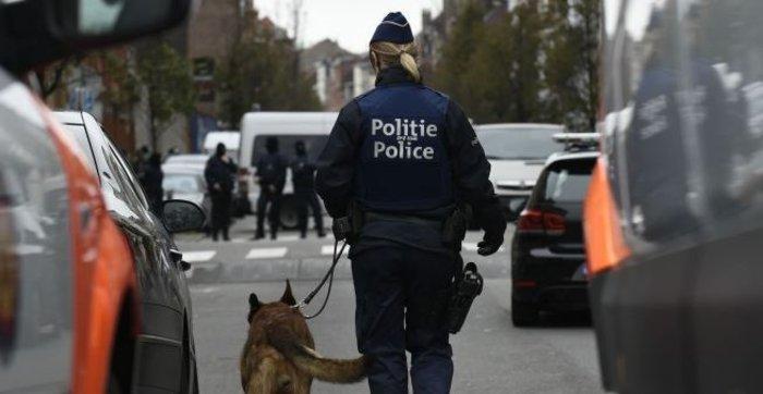 Στρατός και αστυνομία στους δρόμους των Βρυξελλών
