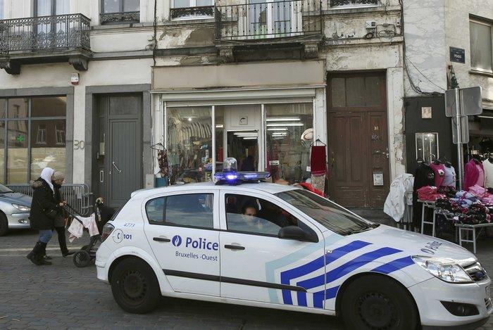 Στρατός και αστυνομία στους δρόμους των Βρυξελλών - εικόνα 2