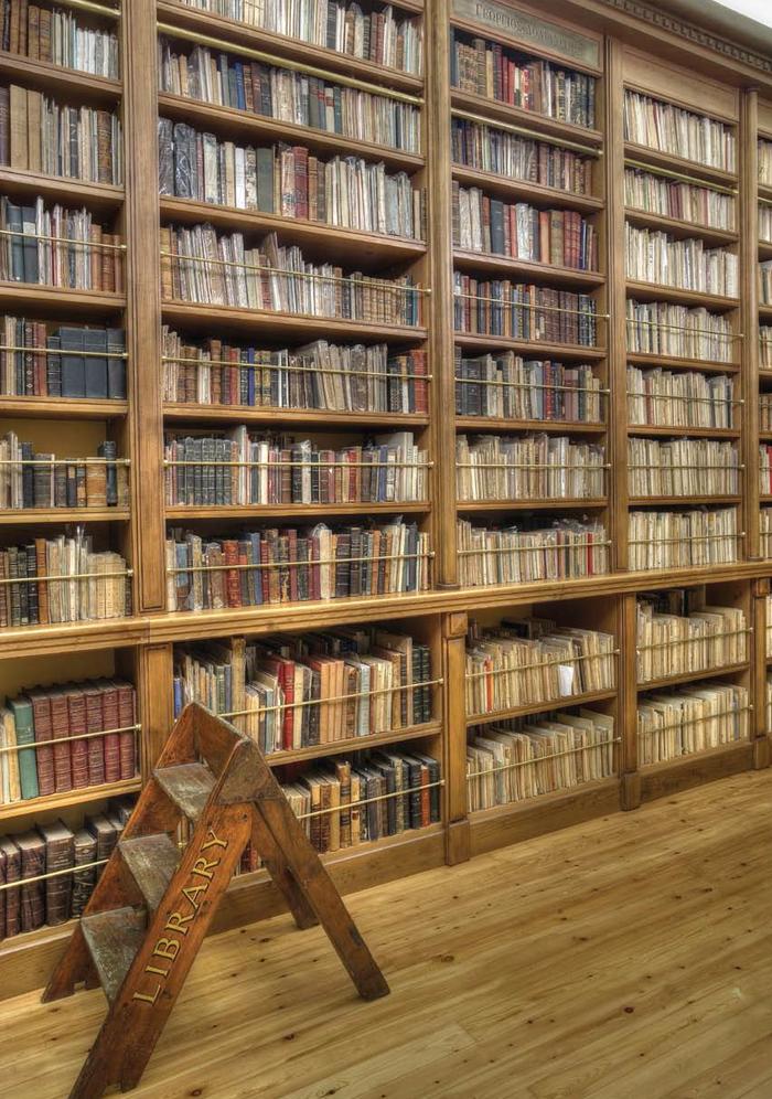 Ανοίγει η σημαντική βιβλιοθήκη Λασκαρίδη - εικόνα 7