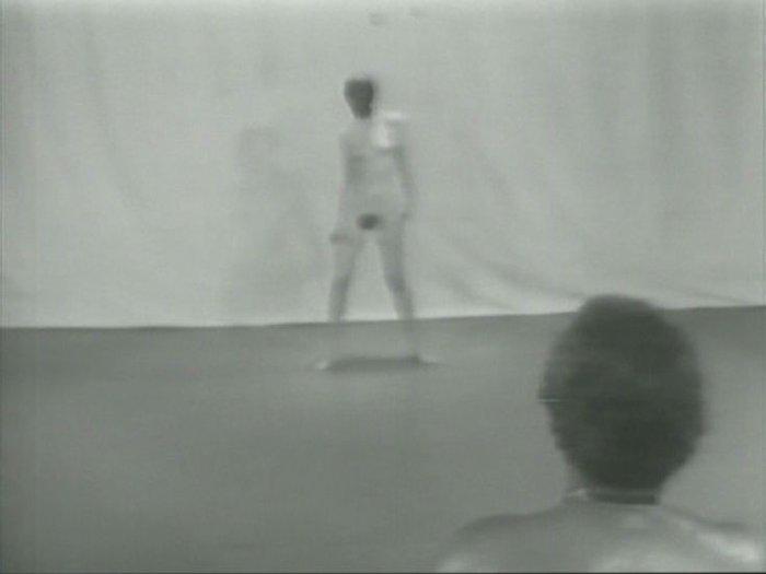 Freeing the Body Marina Abramovic, 1976
