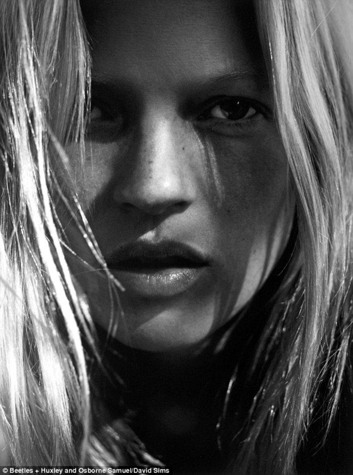 Η Κέιτ Μος εκτίθεται εντελώς γυμνή - Οι 11 αγαπημένες φωτό της καριέρας της - εικόνα 7