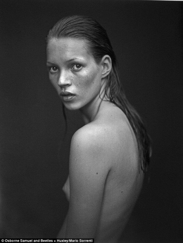 Η Κέιτ Μος εκτίθεται εντελώς γυμνή - Οι 11 αγαπημένες φωτό της καριέρας της - εικόνα 9