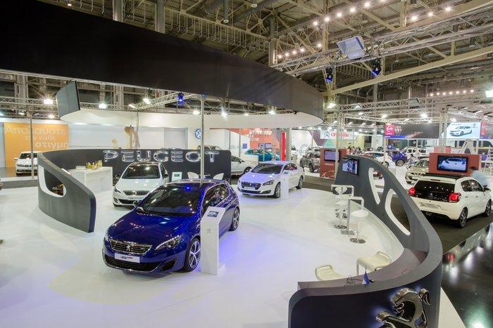Αυτοκίνηση 2015: Τι συμβαίνει στο περίπτερο της Peugeot;