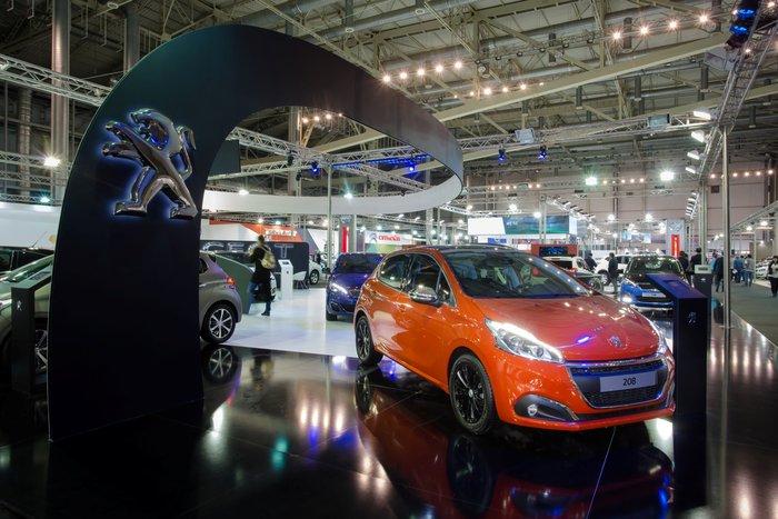 Το νέο Peugeot 208
