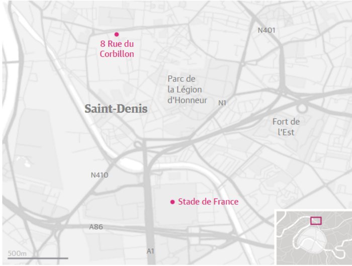 Πως γάλλοι κομάντος εκτέλεσαν τον Αμπαούντ στο Παρίσι - εικόνα 2