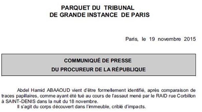 Πως γάλλοι κομάντος εκτέλεσαν τον Αμπαούντ στο Παρίσι